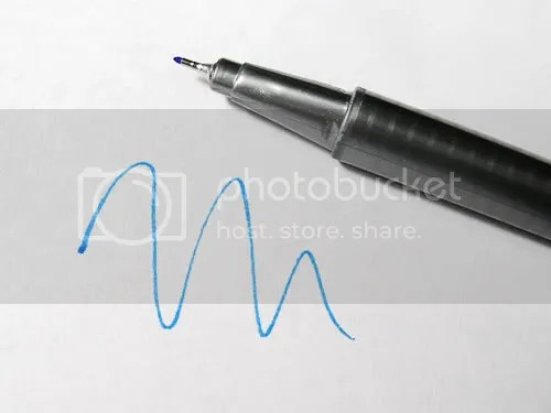 Each point measures 0.3 mm and is perfect for fine line sketching.