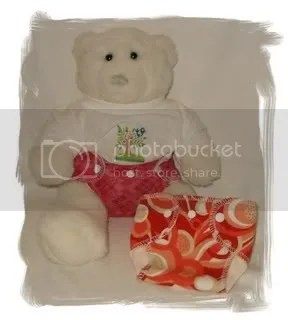 Cloth Doll Diapers-3 pack