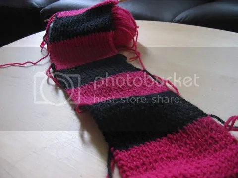Cobweb scarf