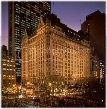 Now luxury apartments and condos, The Plaza Hotel in Manhattan was the most luxurious hotel in NYC up until the 1990s.