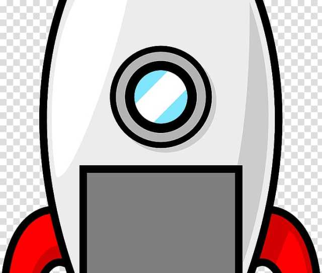 Rocket Cartoon Spacecraft Cartoon Rocket Transparent Background