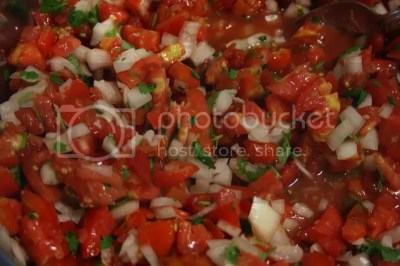 This salsa is made by my mom and is my family's favorite by far.