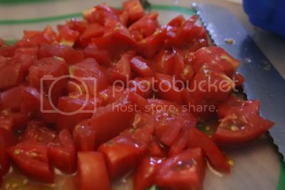 Homegrown tomatoes have so much flavor!