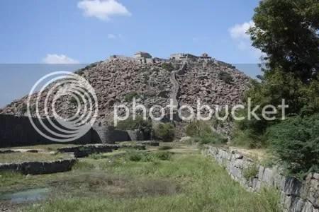 Krishnagiri Fort at Gingee