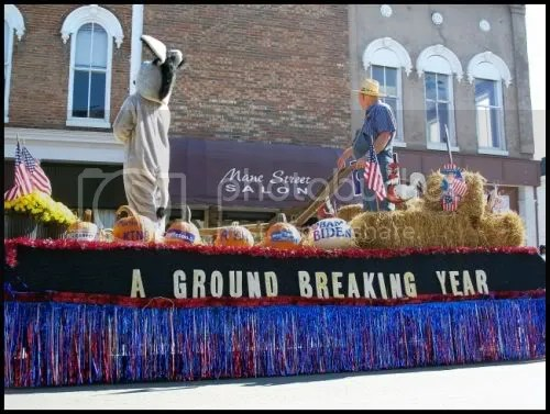 Democratic Float