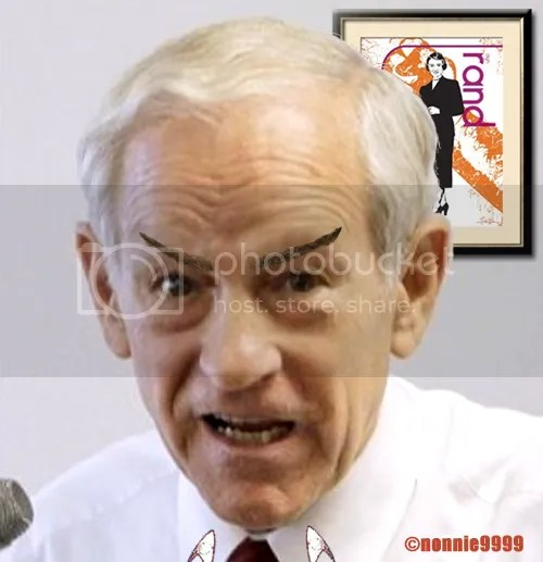 Ron Paul, Check Your Brows-er (4/6)