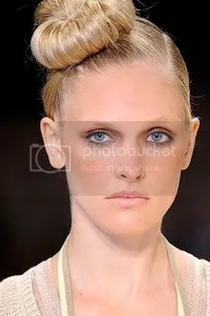 3.1 Phillip Lim Beauty Looks Spring Summer 2009 photo