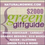 Natural Mommie $2000 Green Gift Guide