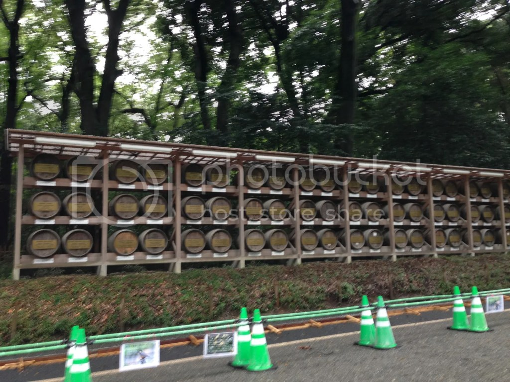 More barrels from breweries