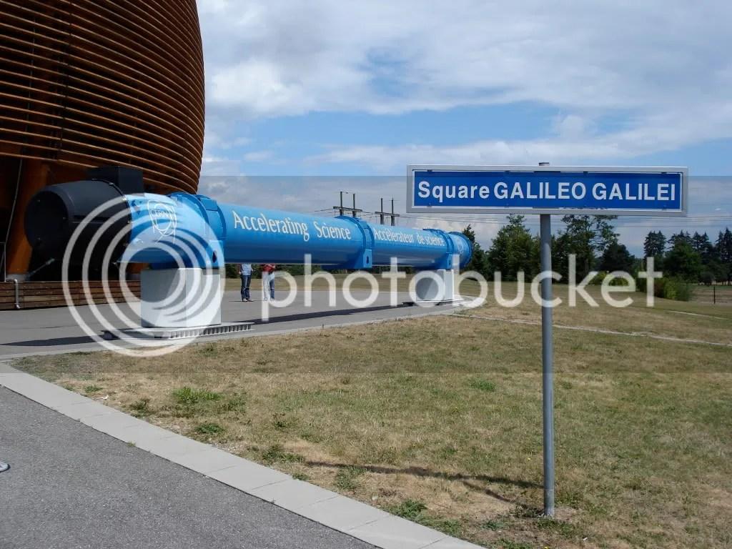 Square Galileo Galilei