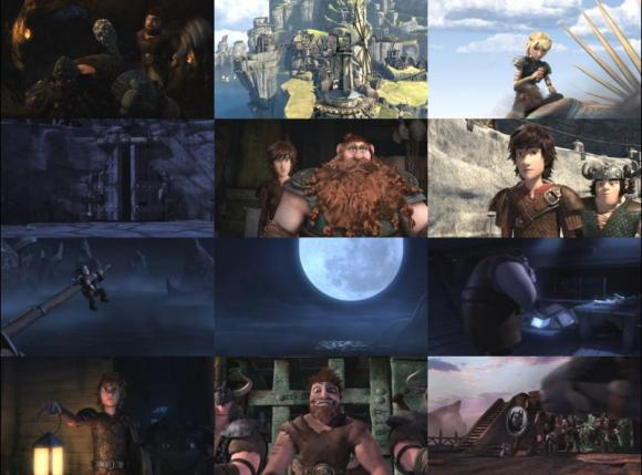 How to train your dragon race edge season 3 episode 5 howsto dragons race to the edge season 3 episode 1 sang tiger ccuart Images