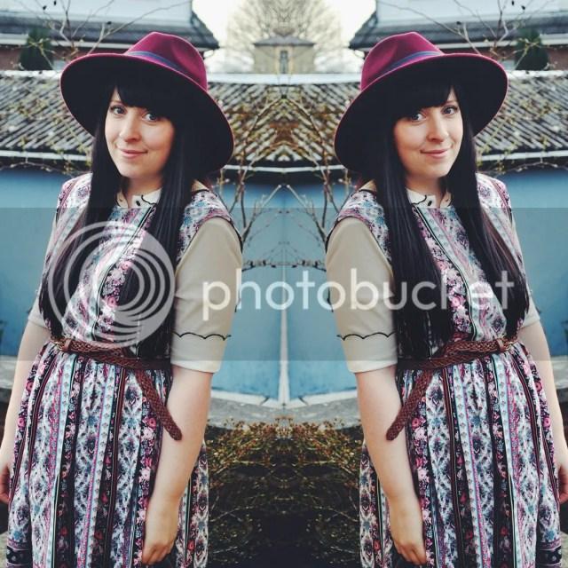 Frock Swap UK :: Rachel's Bohemian Florals