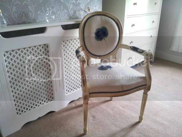 The Accidental Thrift :: The French Chair (Ooh La La!)