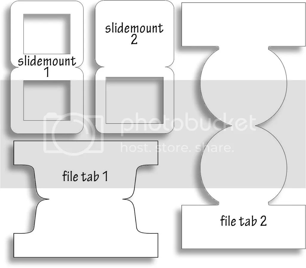 Tab Template. microsoft word copier tab templates. 4x1 5mm ...