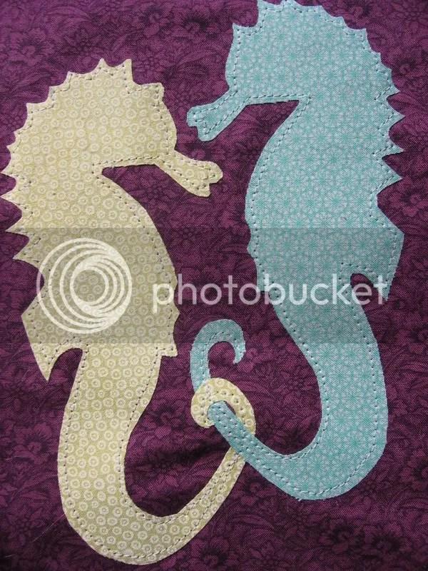 seahorse stitching