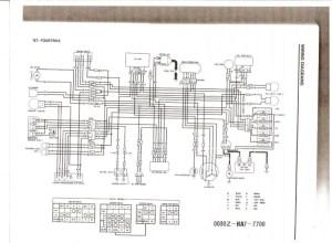 1987 honda trx350