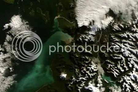 Terra satellite image, 26 May 2008, detail (NASA)