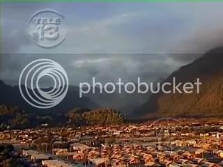 Chaiten webcam image 19 Feb 2009