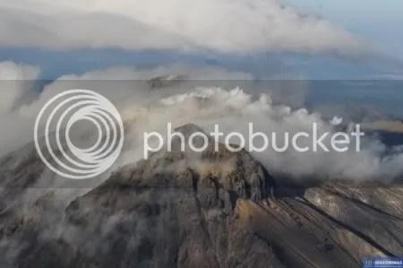 Cumbal volcano, 15 February 2010 (INGEOMINAS)