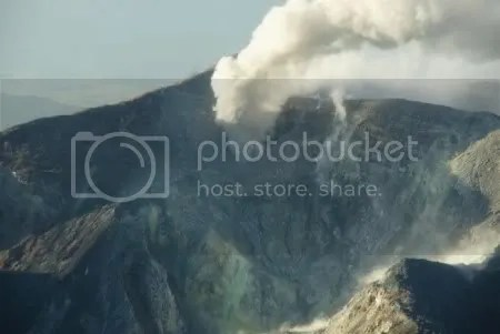 Turrialba volcano from the NE, 20 January 2010 (E. Duarte, OVSICORI-UNA)