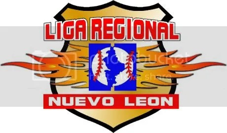 logotipo,Liga Regional,Nuevo León,Clase AA,beisbol