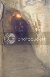 El tunel excavado por Al-Mamun