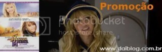 Promoção Hannah Montana - O filme