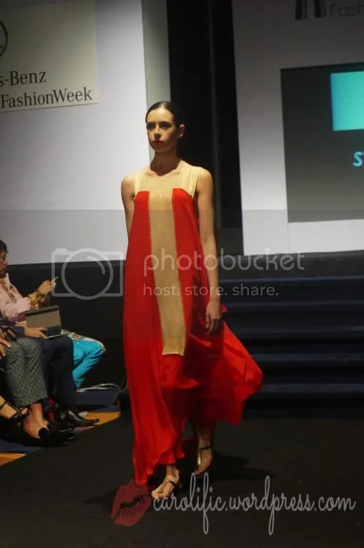 Stephany, Asia Fashion Week, Mercedes Benz, Stylo, 2014