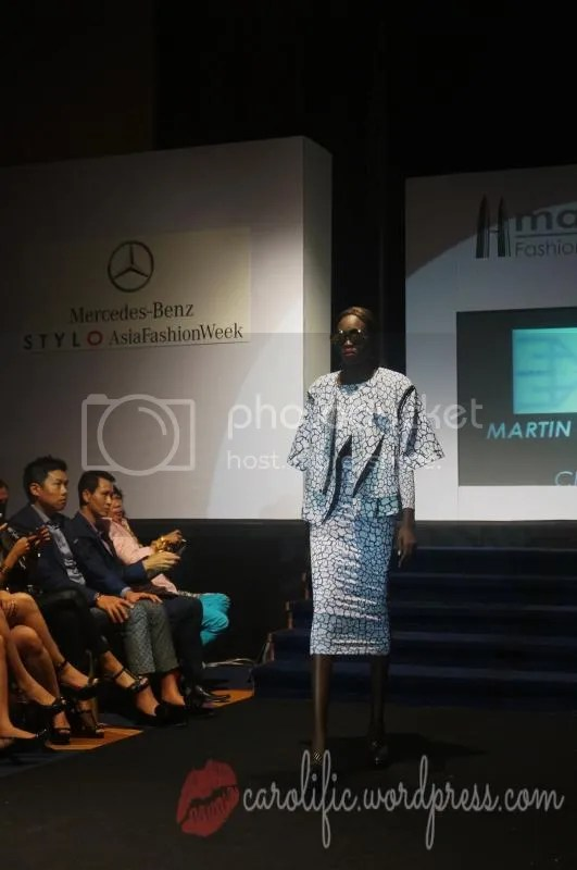 Martin, I-Dou, Asia Fashion Week, Mercedes Benz, Stylo, 2014