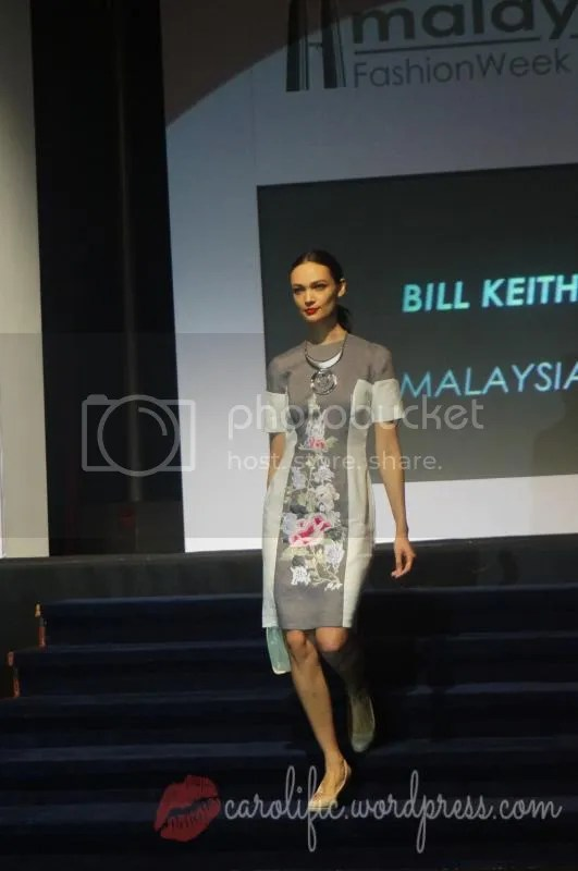 Bill Keith, Asia Fashion Week, Mercedes Benz, Stylo, 2014