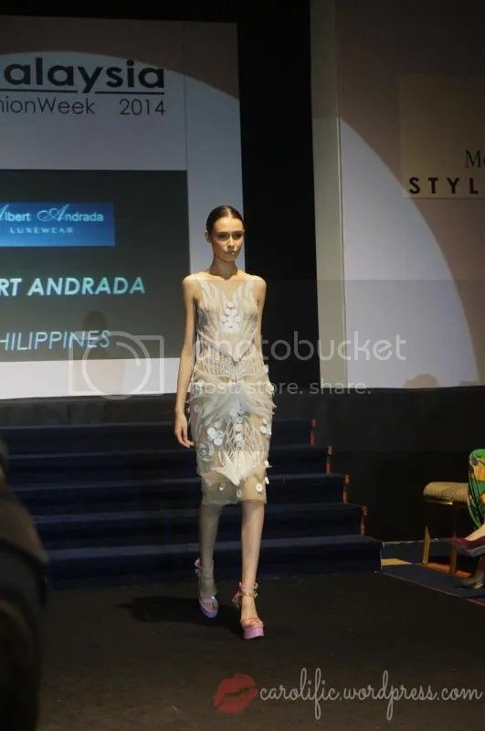 Albert Andrada, Asia Fashion Week, Mercedes Benz, Stylo, 2014