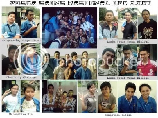 team SMANSA ke IPB
