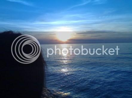 Sunset Pantai Penimbangan