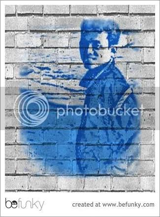 andi in Brick wall style