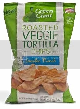 Green Giant Veggie Chips