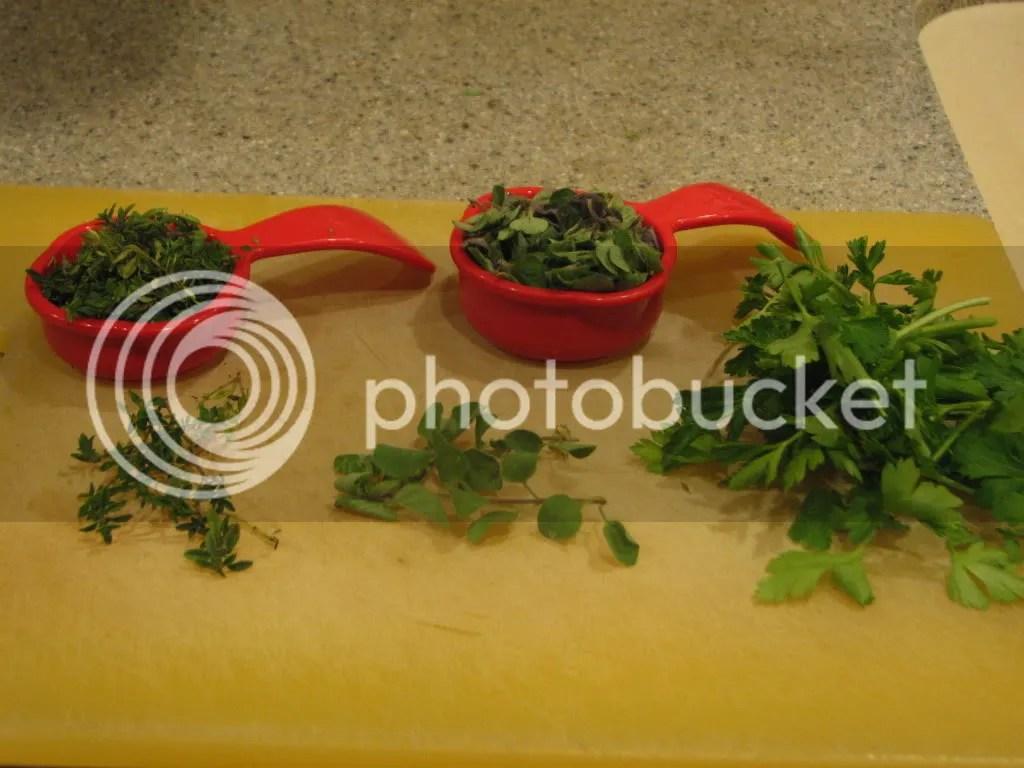 Adding Savory Herbs