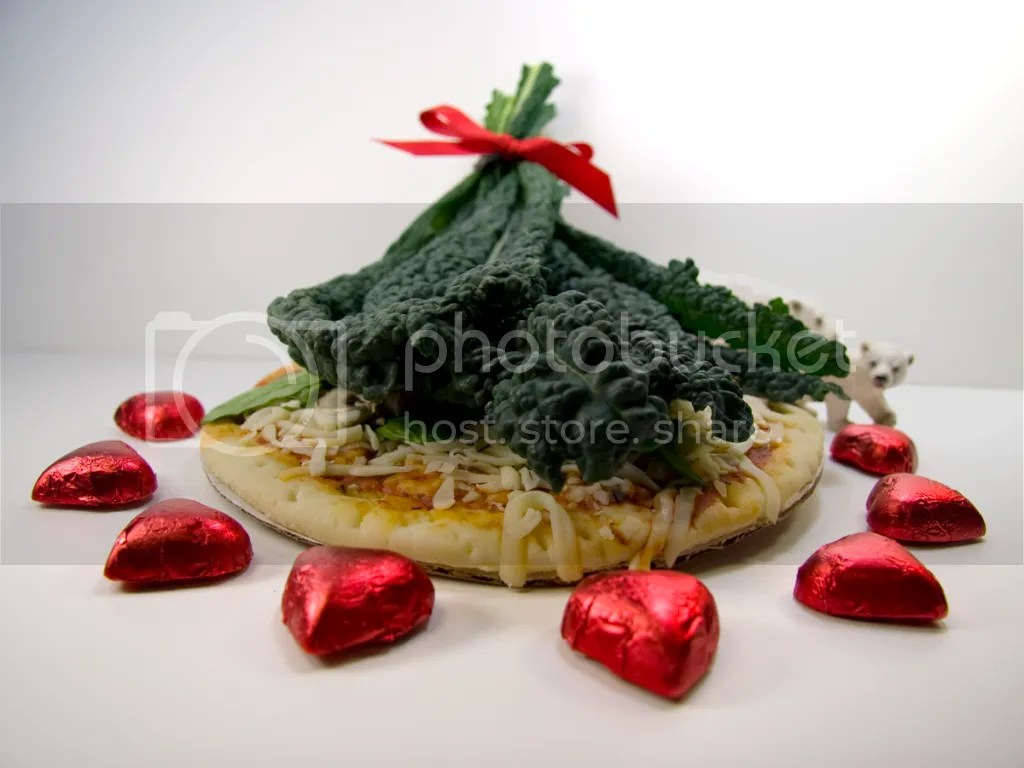 Kale Pizza Picture