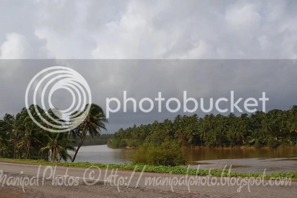 Sowparnika River, Maravanthe