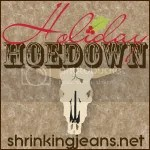 Holiday Hoedown Challenge