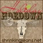 Holiday Hoedown Challenge