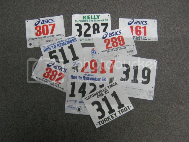 12 Races in 12 Months - 2011