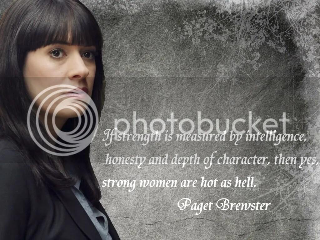 Paget Brewster (calendar)