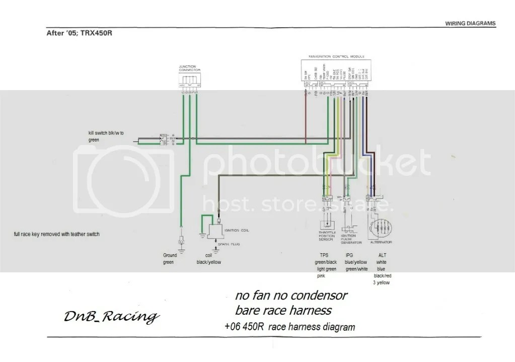 06450rcolors 07 honda trx 450 wiring diagram