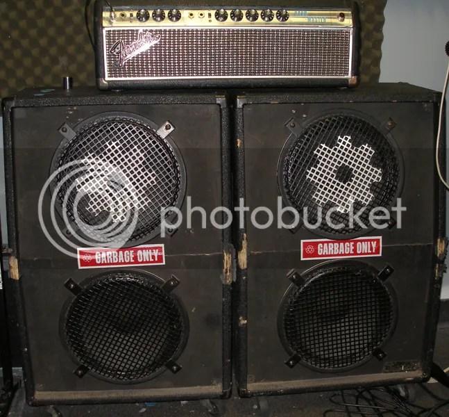 68 Bandmaster and Custom 2x12s