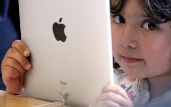iPad bambino