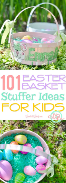 101 ideas for a toddler easter basket lamberts lately you can also check out my 101 stocking stuffer ideas for a toddler here negle Choice Image