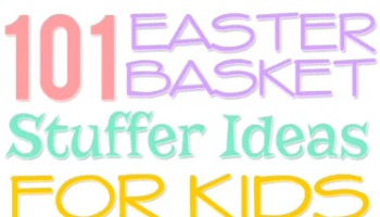 101 ideas for babys first easter basket lamberts lately 101 easter basket stuffer ideas for kids negle Gallery