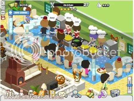 Restaurant City Picture