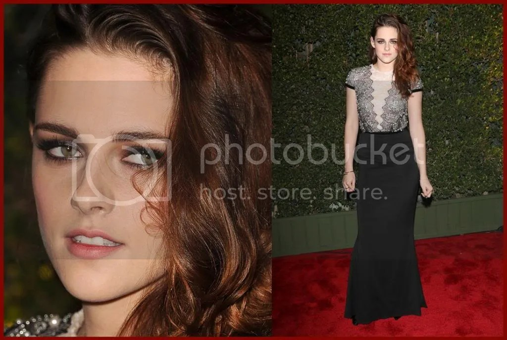 Kristen at 2012 Governors Awards