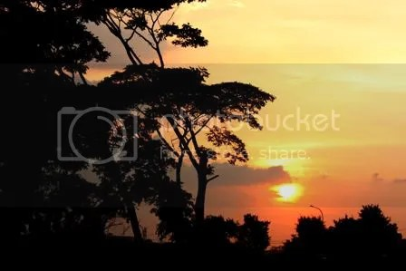 Sunset di Jagorawi